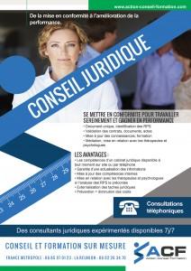 ACF CONSEIL JURIDIQUE