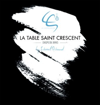Lionel Giraud, chef étoilé de La Table Saint Crescent