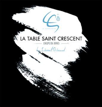 Lionel Giraud, chef étoilé de La Table Saint Crescent