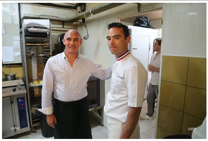 Christophe Yann et Jérôme Schwalbach