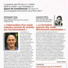 Article sur le management par Christophe Yann