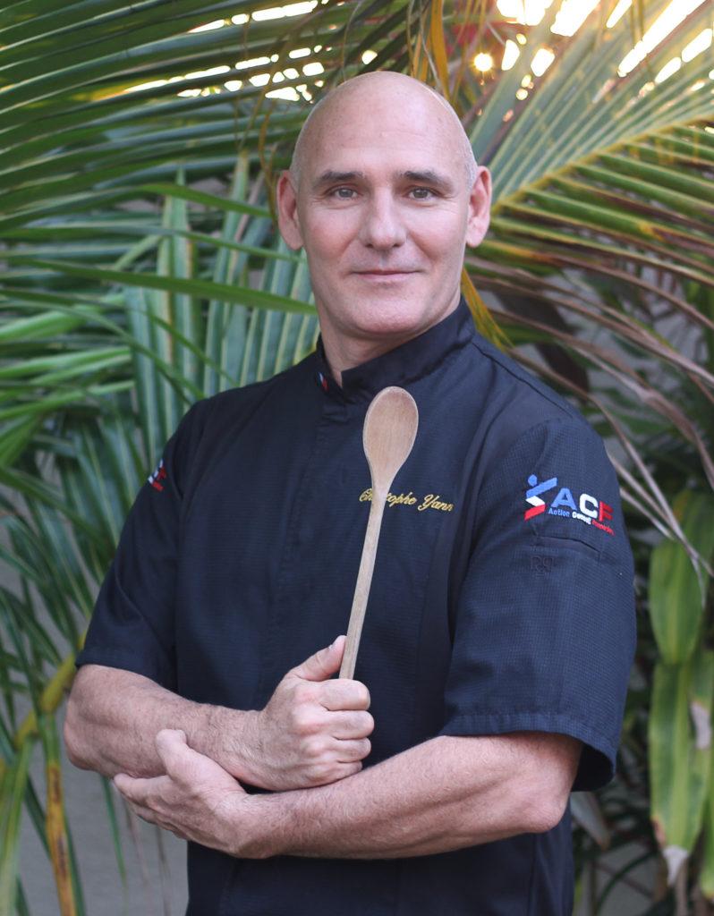 Consultant et formateur en restauration, coach culinaire pour la préparation des concours.
