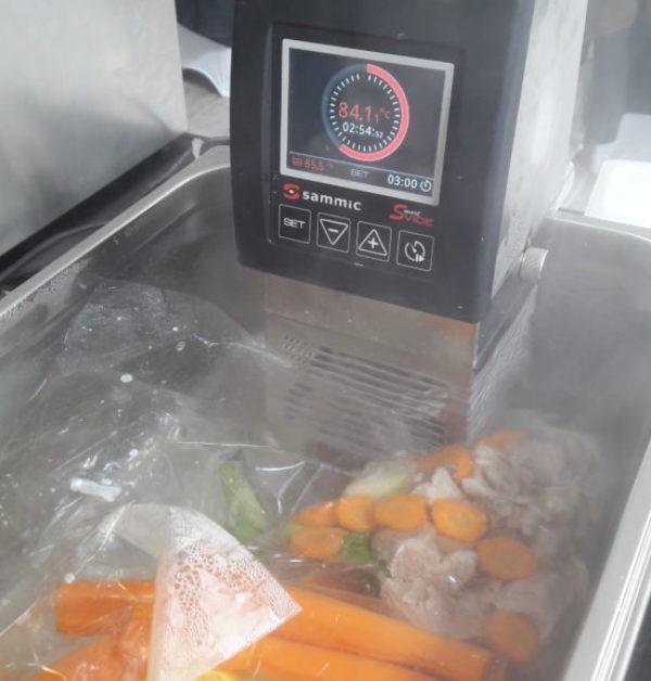 Formation cuisson basse température sous-vide ACF