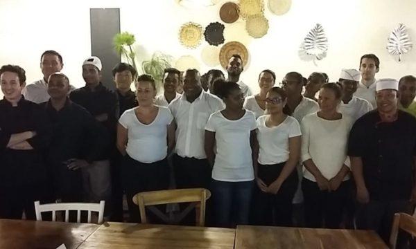 ACTION CLASS 2019 CUISINE ET SERVICE EN SALLE