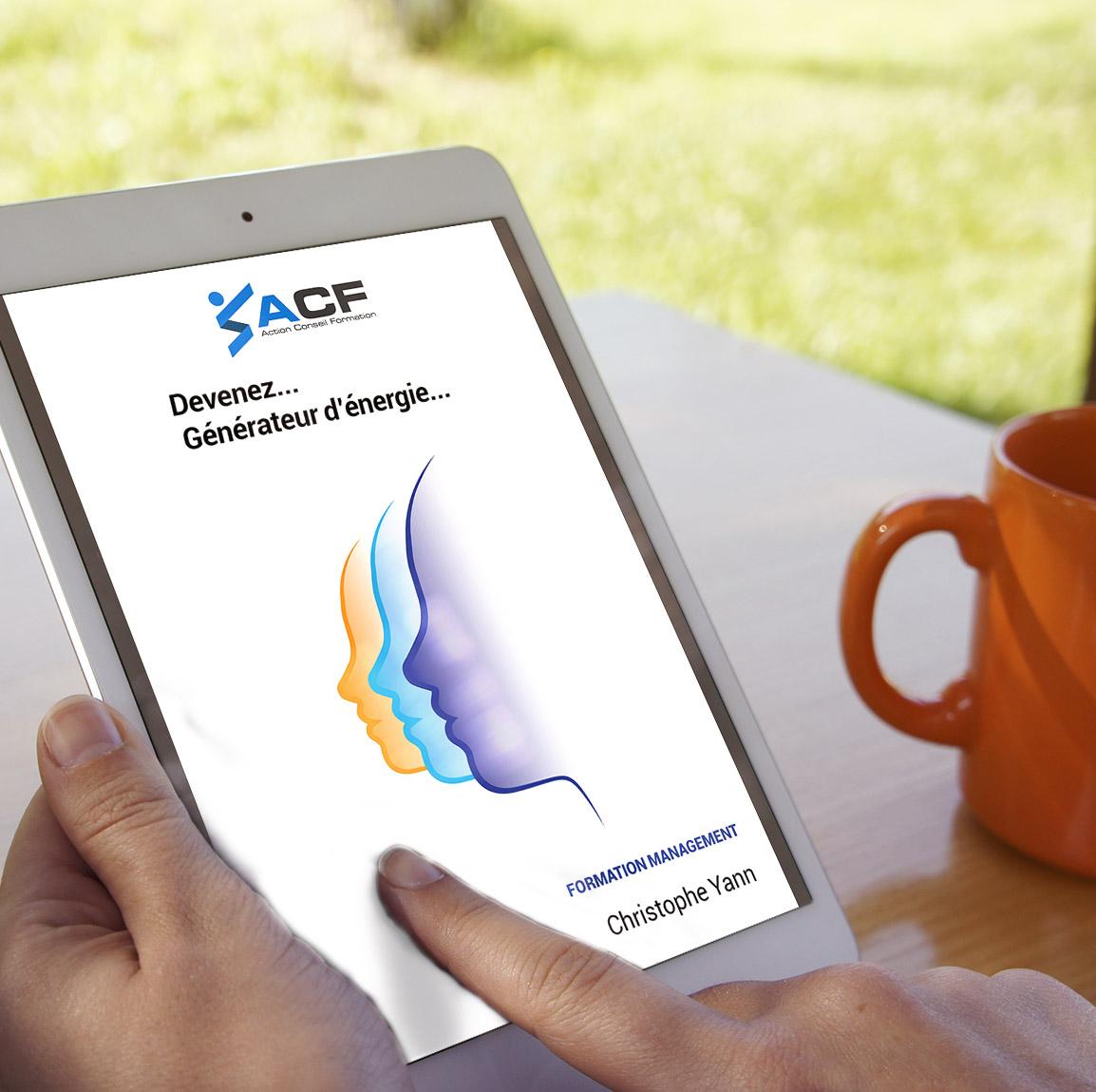 Devenez... Générateur d'énergie... Livre numérique au format PDF inclus